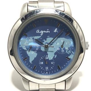 アニエスベー(agnes b.)のアニエスベー 腕時計 V33J-0010 レディース(腕時計)