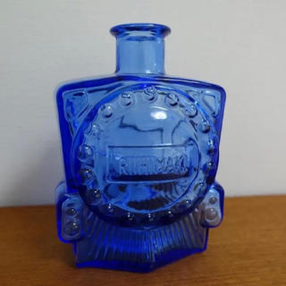 アラビア(ARABIA)の極美品 リーヒマエンラシ フラワーベース H13cm(花瓶)