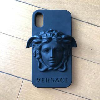 ヴェルサーチ(VERSACE)のiPhoneXケース (iPhoneケース)