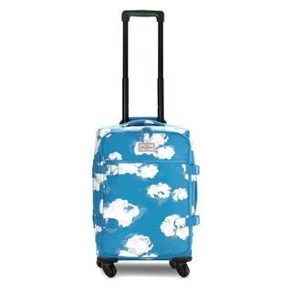 キャスキッドソン(Cath Kidston)のキャスキッドソン  キャリーカート キャリーバッグ 旅行バッグ 青空柄 雲 空(スーツケース/キャリーバッグ)