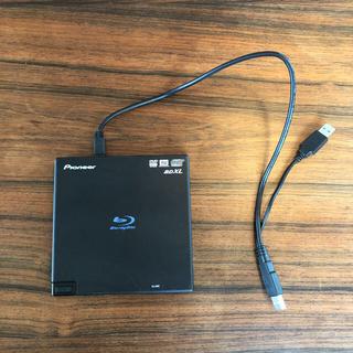 パイオニア(Pioneer)のPioneer BDR-XD04J   ブルーレイドライブ(PC周辺機器)