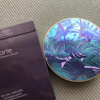 tarte 万能カラー アイシャドーパレット(アイシャドウ)