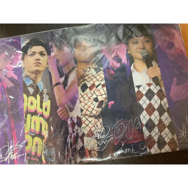 AAA(トリプルエー)のAAA ライブDVD サインポスター エンタメ/ホビーのDVD/ブルーレイ(ミュージック)の商品写真