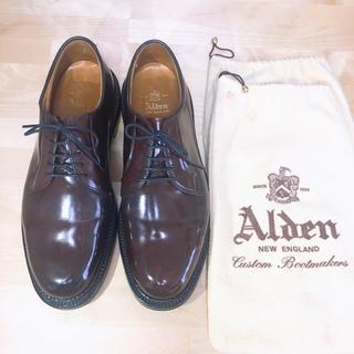 オールデン(Alden)の【美品】オールデン 990 コードバン (ドレス/ビジネス)