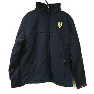 フェラーリ(Ferrari)のフェラーリ ダウンジャケット サイズL美品 (ダウンジャケット)