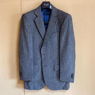 トミーヒルフィガー(TOMMY HILFIGER)のテーラードジャケット スーツ ブレザー トミーヒルフィガ 2ボタン 秋冬物(テーラードジャケット)