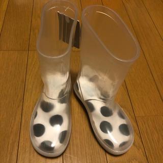 ザラキッズ(ZARA KIDS)の新品 ZARA レインブーツ(長靴/レインシューズ)