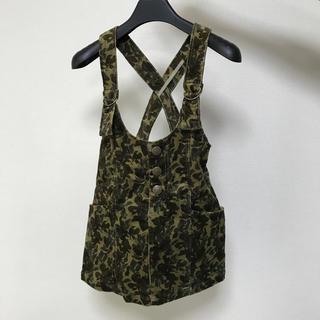 アナスイミニ(ANNA SUI mini)のアナスイミニ スカート Sサイズ(110〜120)(スカート)
