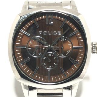 ポリス(POLICE)のPOLICE(ポリス) 腕時計 - 13200J メンズ(その他)