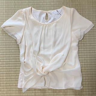 スーナウーナ(SunaUna)の仕事用 トップス(シャツ/ブラウス(半袖/袖なし))