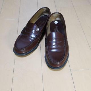 ハルタ(HARUTA)のHARUTA 革靴 ローファー 25EE ブラウン made in japan(ドレス/ビジネス)
