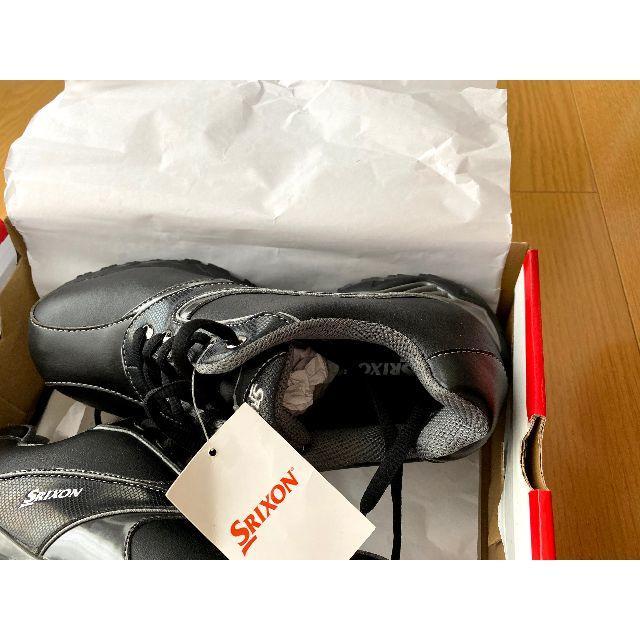 Srixon(スリクソン)のSRIXON スリクソン(ダンロップ) ゴルフシューズ サイズ 24.5 メンズの靴/シューズ(その他)の商品写真