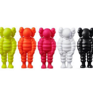 KAWS What Party Figure 5体セット(その他)