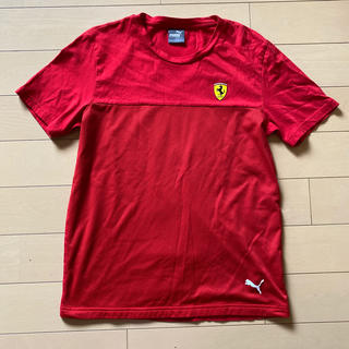 フェラーリ(Ferrari)のpuma Ferrari プーマ フェラーリ 半袖シャツ サイズS(Tシャツ/カットソー(半袖/袖なし))