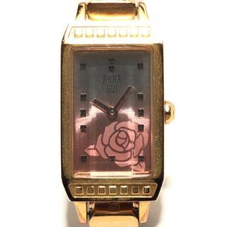 アナスイ(ANNA SUI)のアナスイ 腕時計 - 1N00-0RZ0 レディース(腕時計)