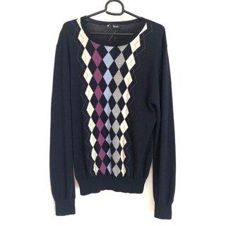 ハロッズ(Harrods)のハロッズ 長袖セーター サイズ4 XL メンズ(ニット/セーター)