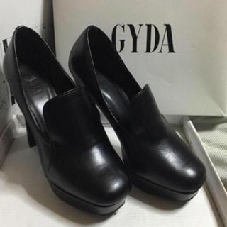ジェイダ(GYDA)のGYDA スクウェアトゥパンプス(ハイヒール/パンプス)