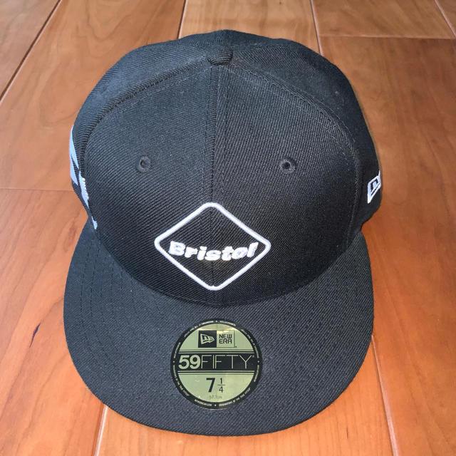 F.C.R.B.(エフシーアールビー)の『新品』BristolxNEW ERA キャップ 黒7 1/4 57.7㎝ メンズの帽子(キャップ)の商品写真