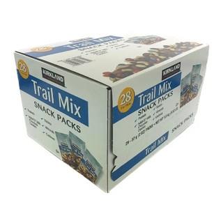 コストコ(コストコ)のコストコ カークランド シグネチャー トレイルミックス57g×28袋/ナッツ(菓子/デザート)