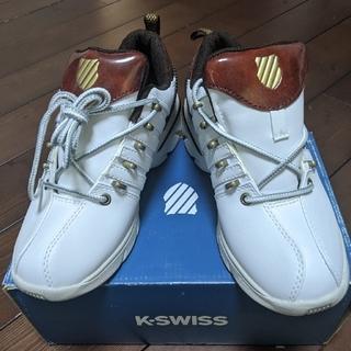 ケースイス(K-SWISS)のk swissのレディーススニーカー(スニーカー)