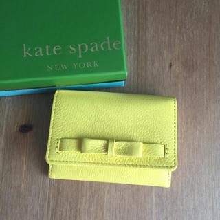 ケイトスペードニューヨーク(kate spade new york)のケイトスペード パスケース ミニ財布(名刺入れ/定期入れ)