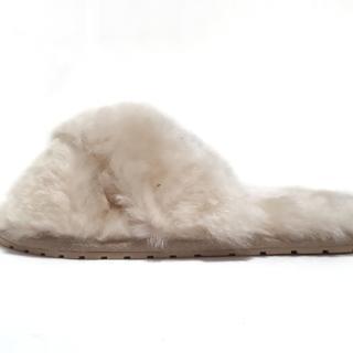 エミュー(EMU)のエミュ サンダル 24 レディース - ムートン(サンダル)