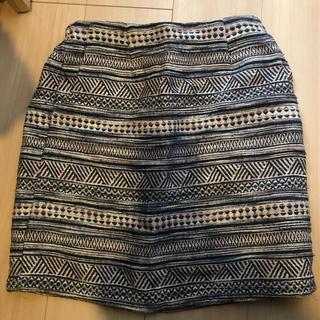 ミスティウーマン(mysty woman)のタイトスカート(ひざ丈スカート)