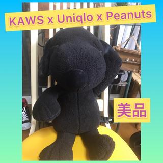 UNIQLO -  KAWS x Uniqlo x Peanuts Snoopy Plush(M)