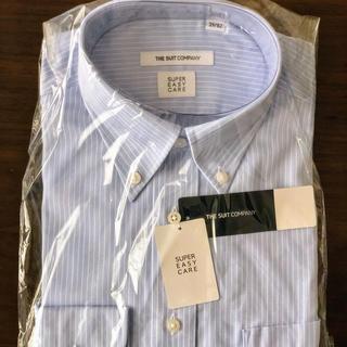 スーツカンパニー(THE SUIT COMPANY)の【完全・未使用】メンズ スーパーイージーケアワイシャツ(シャツ)