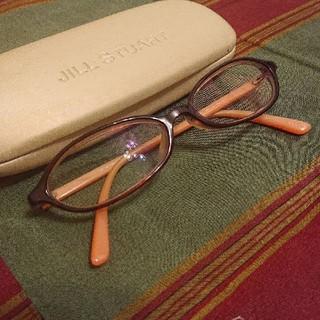 ジルスチュアート(JILLSTUART)のJILL STUART メガネ フレーム(サングラス/メガネ)