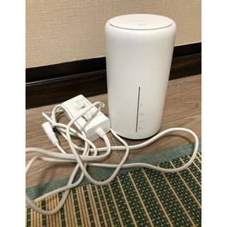 エーユー(au)のホームWi-Fi(PC周辺機器)