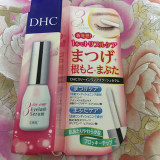 ディーエイチシー(DHC)のDHC スリーインワンアイラッシュセラム(9mL)(まつ毛美容液)