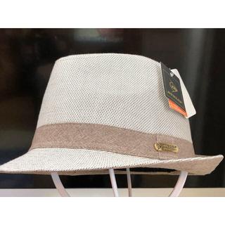 ダンロップ(DUNLOP)の【新品】ダンロップ ハット DUNLOP 帽子 タグ付 敬老の日の贈り物に❣️(ハンチング/ベレー帽)