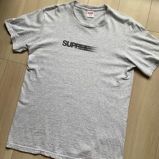 シュプリーム(Supreme)のSUPREME 20SS MOTION LOGO TEE GRAY SMALL (Tシャツ/カットソー(半袖/袖なし))