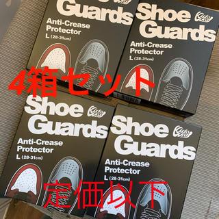 アンディフィーテッド(UNDEFEATED)の4箱】KicksWrap Shoe Guards 28cm〜31cm用(スニーカー)