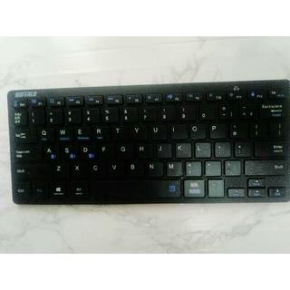 BUFFALO wireless Bluetooth keyboard BSKB