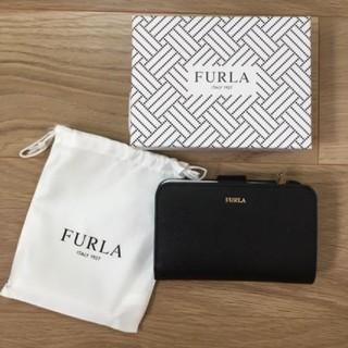 フルラ(Furla)の【新品】フルラ FURLA バビロン 二つ折り財布  PR85B30(折り財布)