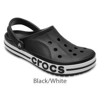 クロックス(crocs)の25cm クロックスBayaband Clog Black / White 新品(サンダル)