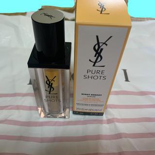 イヴサンローランボーテ(Yves Saint Laurent Beaute)のYSL ピュアショットナイトセラム 30ml(美容液)