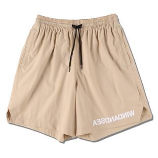Ron Herman - wind and sea nylon shorts