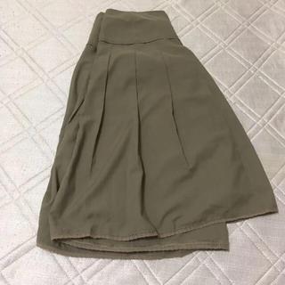 サマンサモスモス(SM2)のシンプルスカート✾(ひざ丈スカート)