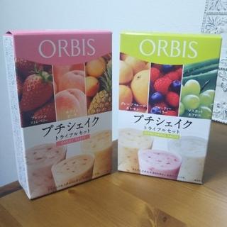 オルビス(ORBIS)のORBIS オルビス プチシェイク 6種類 6袋セット 新品 あんしん補償(ダイエット食品)