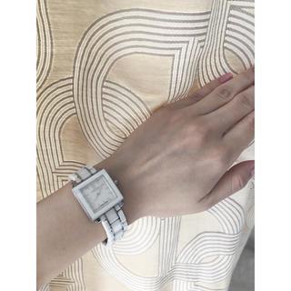 フェンディ(FENDI)の🎀クーポン期間特別価格🎀Fendi  セラミック 腕時計 ユニセックス(腕時計)