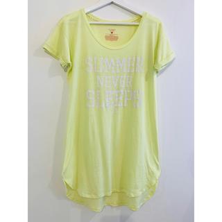 ヴィクトリアズシークレット(Victoria's Secret)のVictoria's Secret ルームウェア ワンピース Tシャツ(ルームウェア)