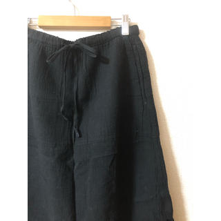 ツモリチサト(TSUMORI CHISATO)のツモリチサト スカート ブラック(ひざ丈スカート)