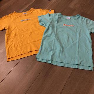 チャンピオン(Champion)のチャンピオン Tシャツ 130cm 2枚セット(Tシャツ/カットソー)