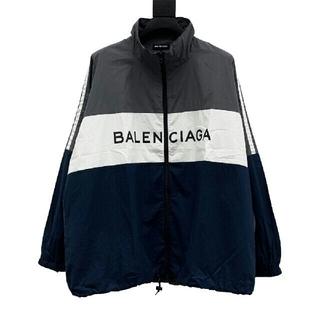 Balenciaga - BALENCIAGAトラックジャケット   XL