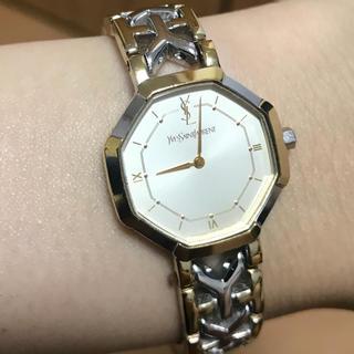 サンローラン(Saint Laurent)のイヴサンローラン 腕時計 ジャンク品(腕時計)
