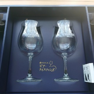サントリー(サントリー)のサントリー プレミアム・モルツ オリジナルワイングラス(グラス/カップ)