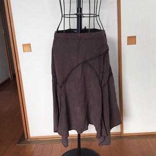 高級イタリアデザインスカート